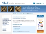 View More Information on Allied Termite Management