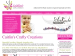 View More Information on Caitlin's Crafty Creations