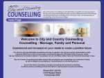 View More Information on City And Country Counselling