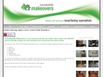 View More Information on Sustainable Makeovers