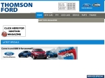 View More Information on Thomson Ford