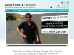 View More Information on Grove Roller Doors
