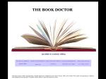 View More Information on The Book Doctor
