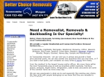 View More Information on Better Choice Removals