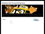 View More Information on Kimberly's Pet Taxi And Pet Services, Tasmania