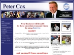 View More Information on Peter M Cox
