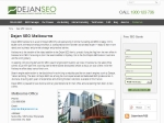 View More Information on Dejan SEO, Melbourne