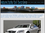 View More Information on Melbourne Chauffeur Taxi And Towncar Service