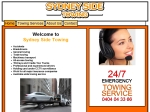 View More Information on Sydney Side Towing