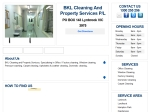 View More Information on BKL Cleaning And Property Services