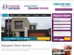 View More Information on Dynamic Doors