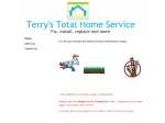View More Information on Terry's Total Home Service