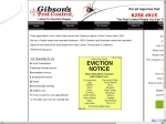 View More Information on Gibson's Pest Control, Fraser Canberra