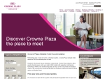 View More Information on Crowne Plaza Adelaide Hotel