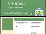 View More Information on Scientas