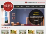 View More Information on Abbys Painting & Decorating Services