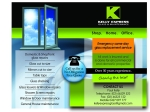 View More Information on Kelly Express Glass & Maintenance
