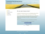 View More Information on Community First Driving School