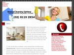 View More Information on Sydney House Cleaning