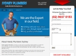 View More Information on Handy Plumbers Sydney Pty Ltd