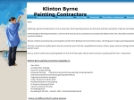 View More Information on Klinton Byrne Painting