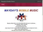 View More Information on Mayday's Mobile Music