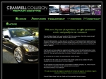 View More Information on Cranwell Collision Repair Centre