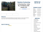 View More Information on Hawkins Contracting