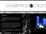 View More Information on Live Productions Pty Ltd