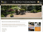View More Information on Forza Concrete