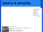 View More Information on Triple R Movers