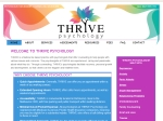 View More Information on Thrive Psychology