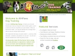 View More Information on All4paws Dog Training