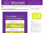 View More Information on Talking Heads Public Speaking & Media Training