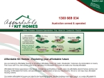 View More Information on Affordable Kit Homes