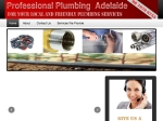 View More Information on Professional Plumbing Adelaide