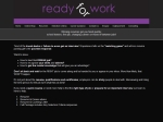 View More Information on Ready For Work