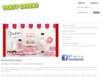 View More Information on Party Savers