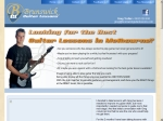 View More Information on Brunswick Guitar Lessons