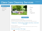 View More Information on Clara Care Cleaning Services