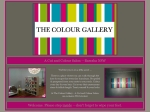 View More Information on The Colour Gallery - A Cut And Colour Salon