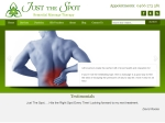 View More Information on Just The Spot