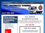 View More Information on Peel Districts Towing, Mandurah