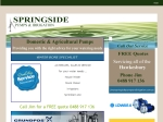 View More Information on Springside Pumps And Irrigation