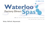 View More Information on Waterloo Spas