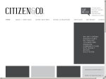 View More Information on Citizen & Co, Surry Hills