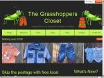 View More Information on The Grasshoppers Closet