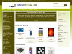 View More Information on The Natural Therapy Shop