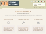 View More Information on Awning Republic