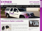 View More Information on Sypher Locksmiths